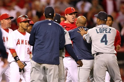 team-confronts-mariners-capt. .mariners_angels_baseball_ans112.jpg